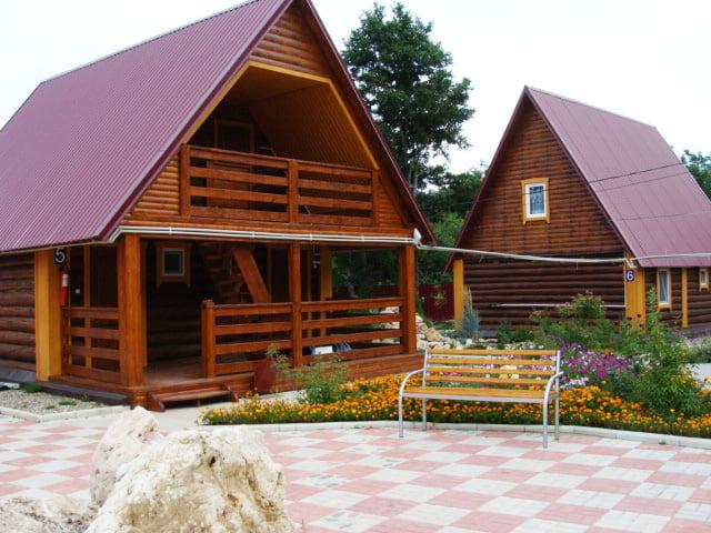 Теремок гостевой дом - Гуамка