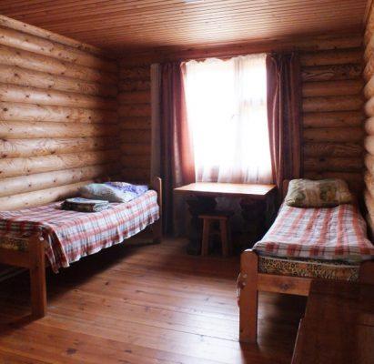 Горная Кубань-Лагонаки: Домик на троих