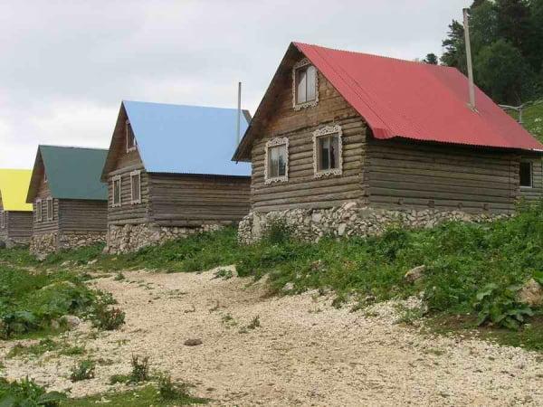 Казачий туристический приют Вояж - Лагонаки
