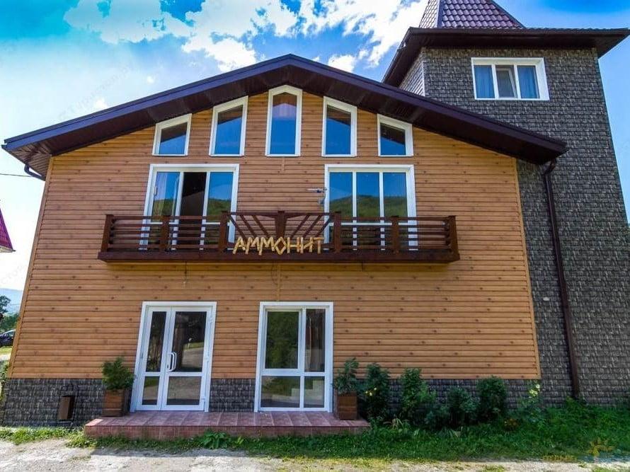 Гостевой дом Аммонит - Даховская
