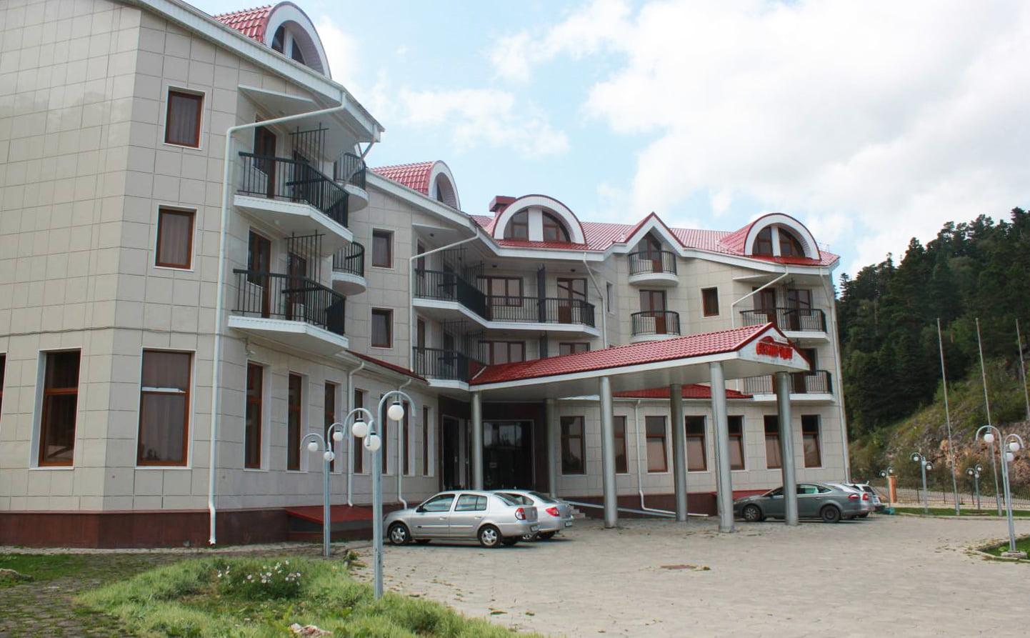 Азиш-Тау горнолыжный комплекс