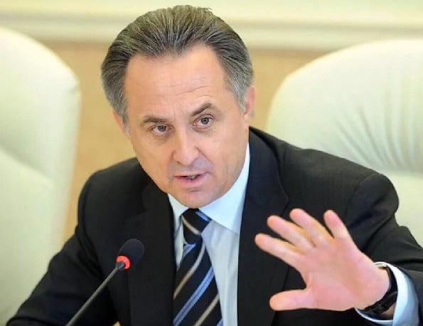Мурат Кумпилов и Виталий Мутко
