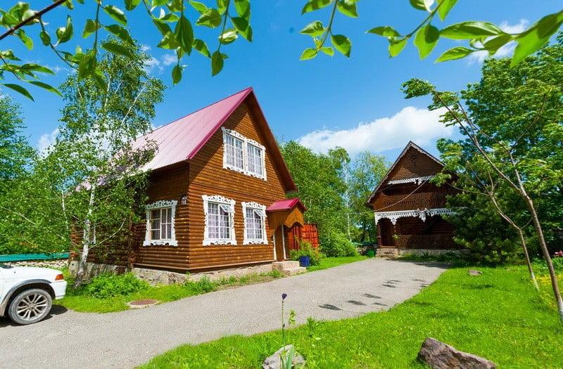 Горная Деревня туркомплекс - Даховская