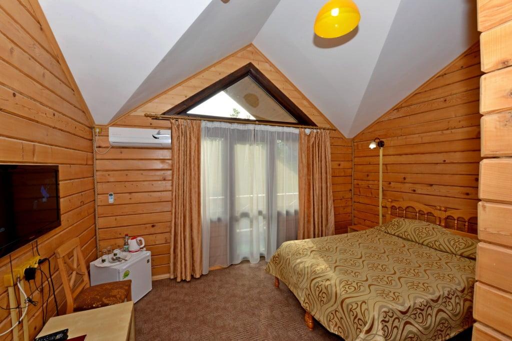 Парк Хаджох двуспальный номер
