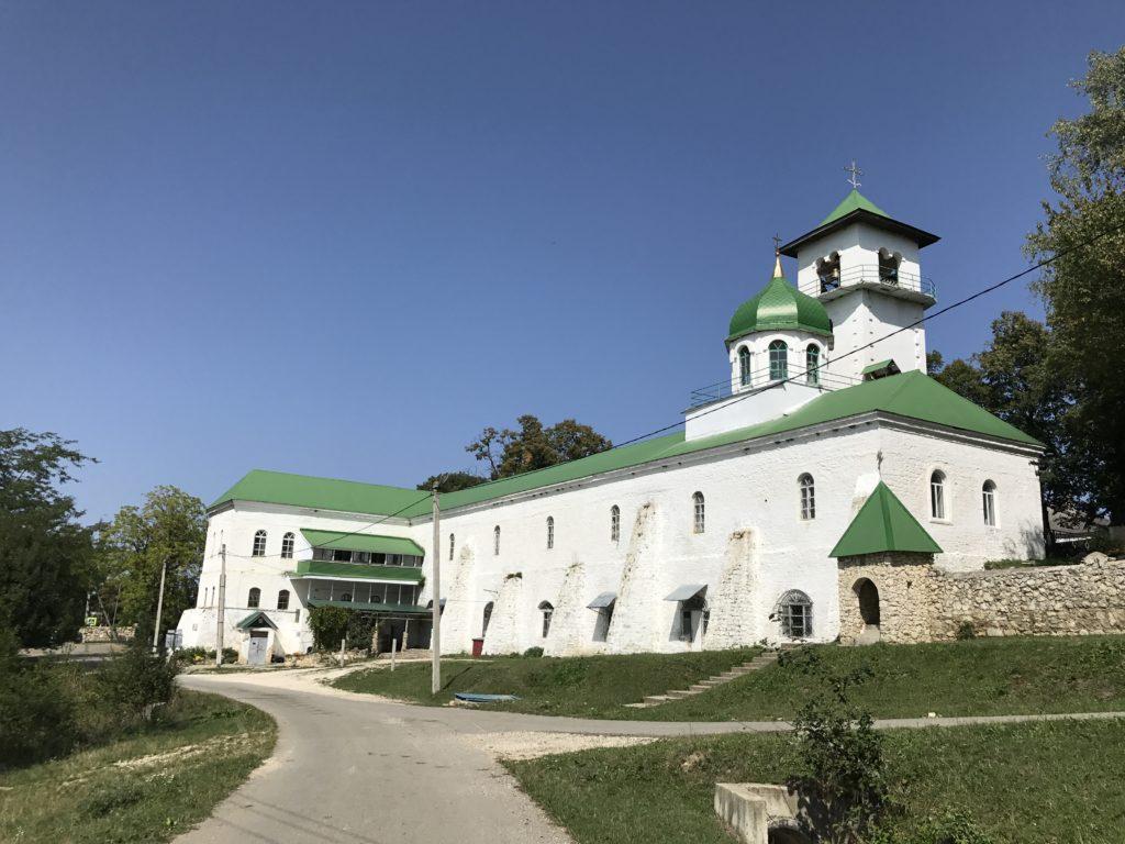 Свято-Михайловский-Афонский монастырь