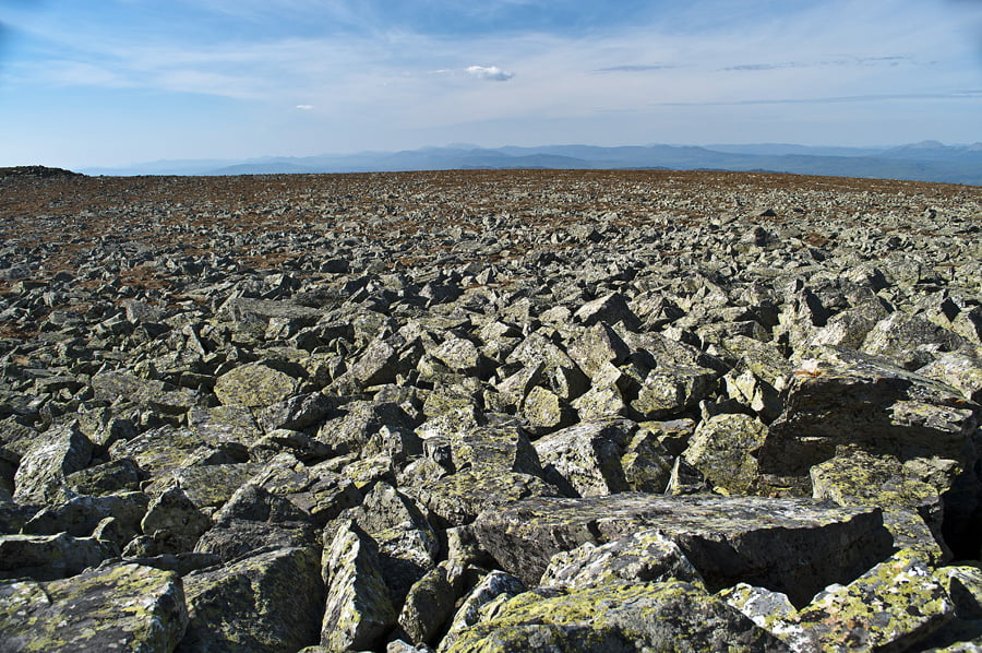 Каменное море