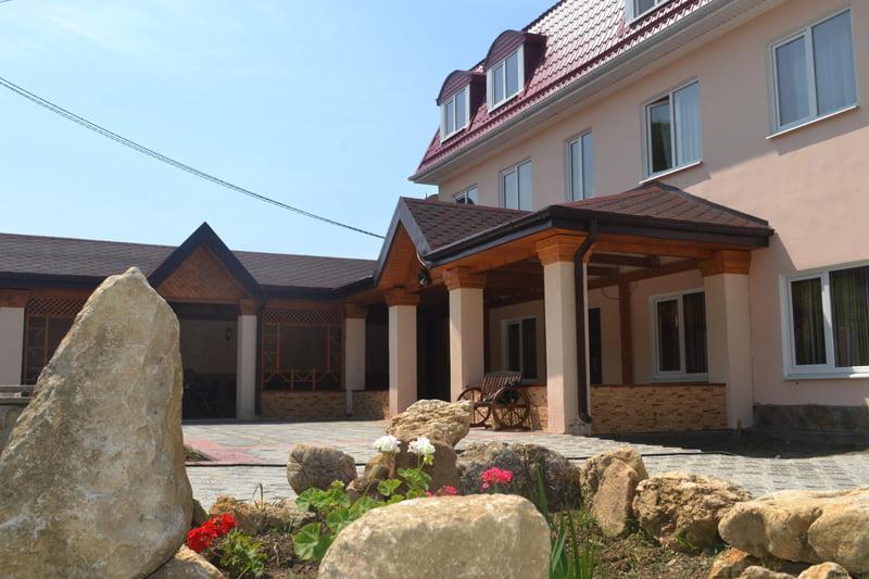Гостевой дом Аммонит