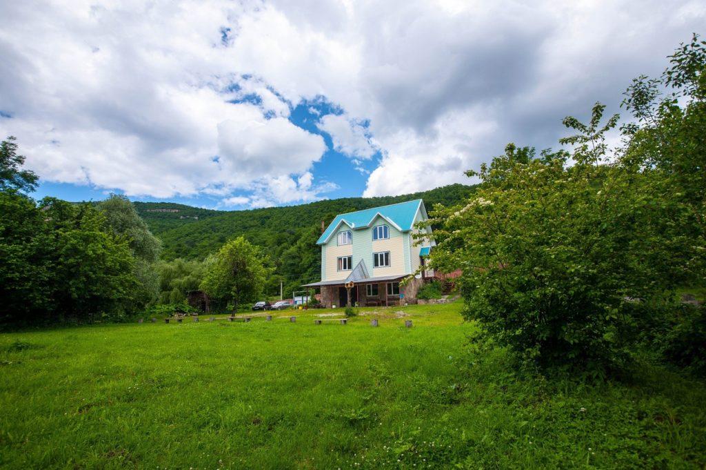 Гостевой дом Лесная Поляна - Мезмай