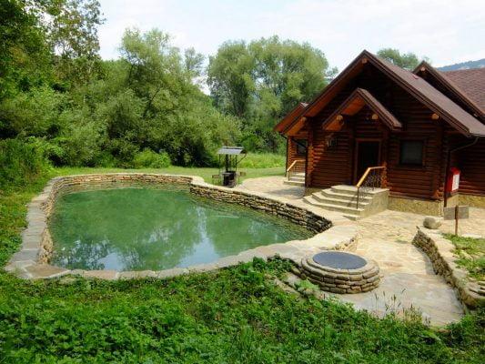 Белая Река Даховская: Коттедж Казачий дворик