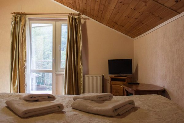 Графская поляна: Комфорт семейный двух комнатный