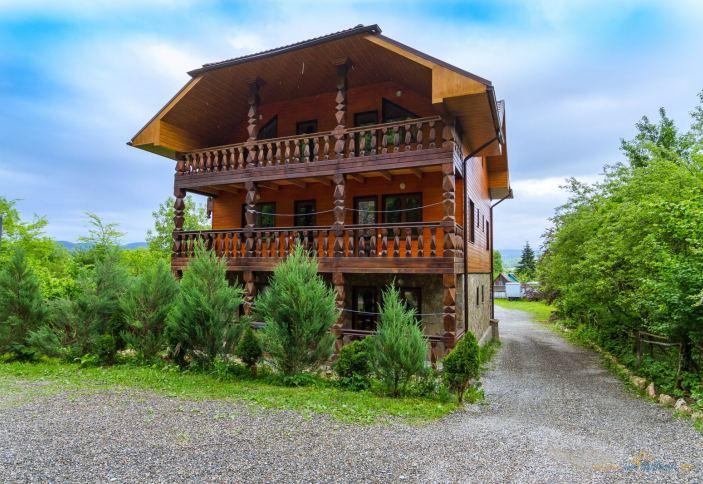 Любава плюс Гостевой дом у горы - Хаджох