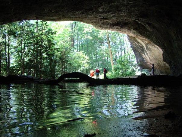 Пещера Монахова в Гуамке