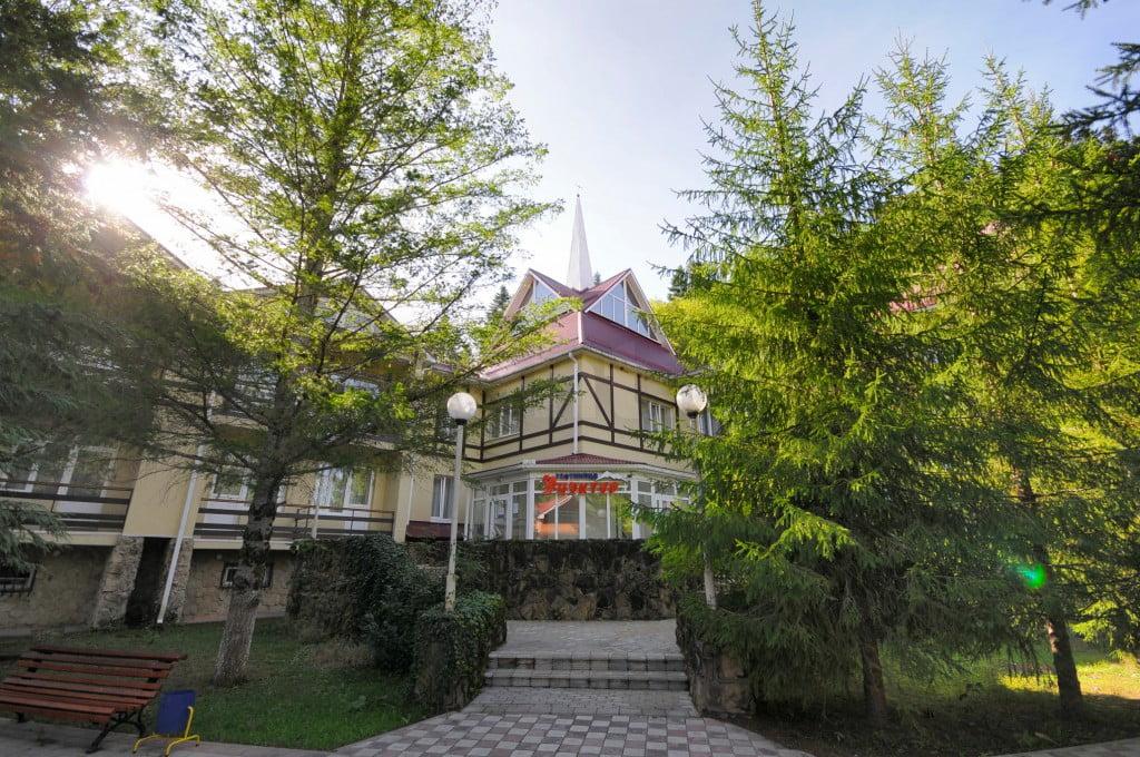 Гостиница Энэктур