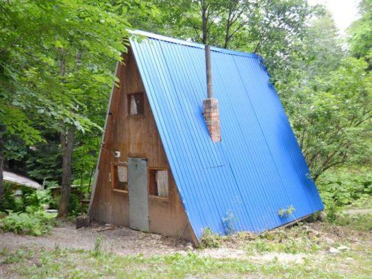Турбаза Нежная: Домики альпийского типа на 12 мест