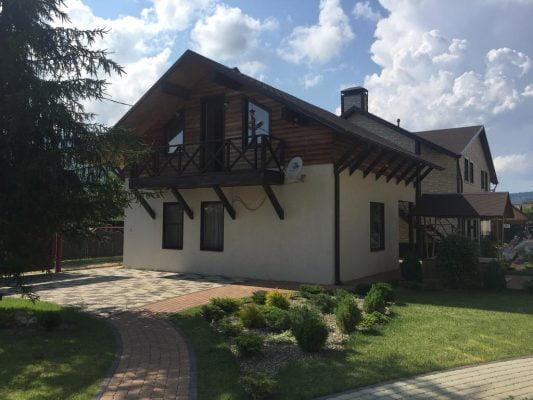 Иван да Марья: Дом для отпуска