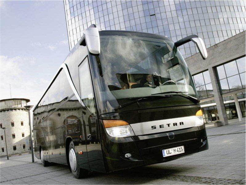 Автобус Сетра Краснодар