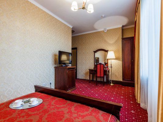 Бизнес-Отель: Номер 1 категории (Комфорт)