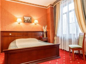 Бизнес-Отель: Номер 1 категории (Стандарт)