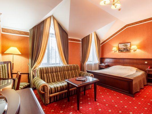 Бизнес-Отель: Номер 1 категории (Улучшенный)