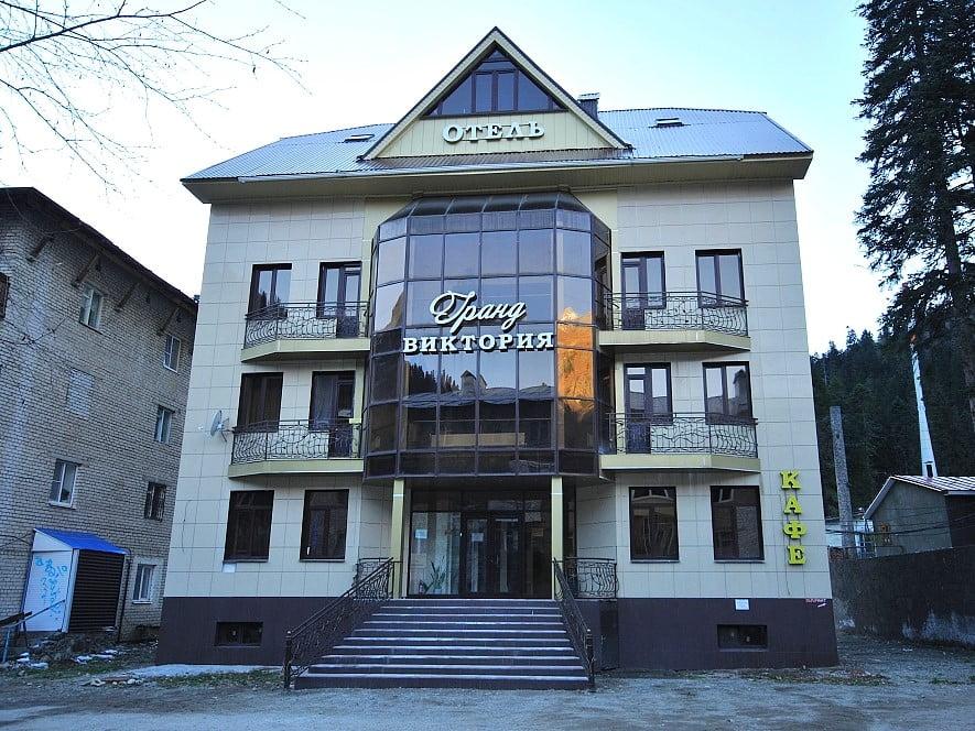 Отель Гранд Виктория - Домбай