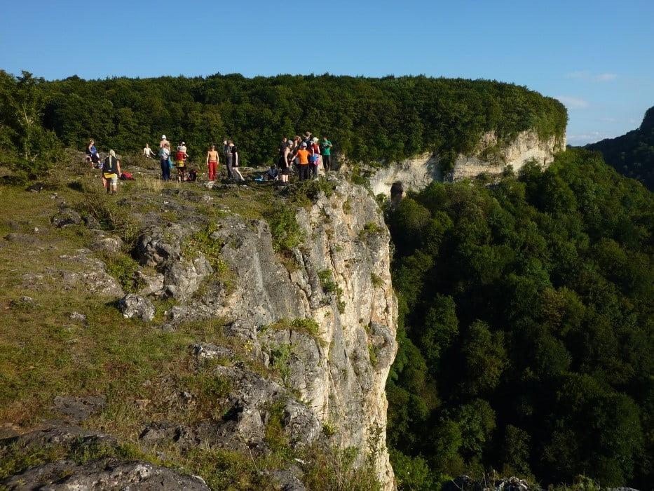 Поход в Край гор и водопадов