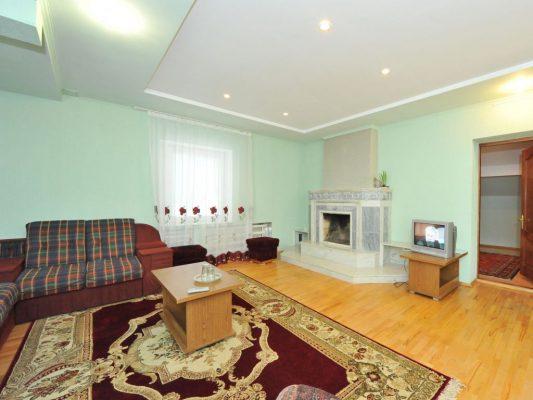 Снежинка: Apartment двухкомнатный № 504, 506. 5 этаж (Корпус № 3)