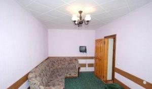 Снежинка: BDR (bedroom) двухкомнатный DBL (Корпус № 2)