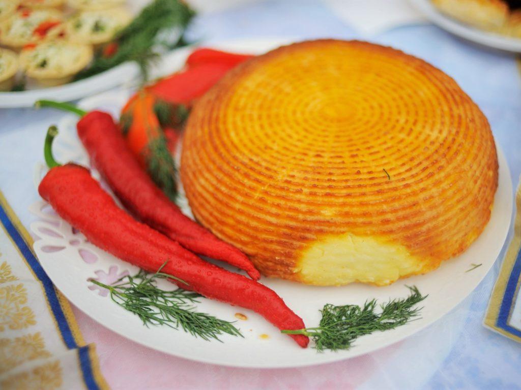 Традиционный Фестиваль Адыгейского сыра в Даховской