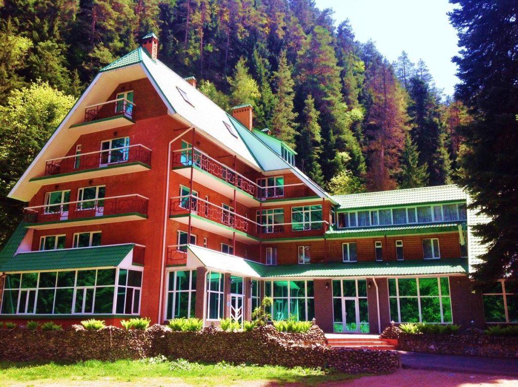 Отель Гоначхир - Домбай