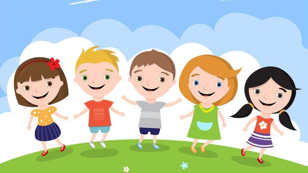 Большой детский праздник на кордоне Гузерипль