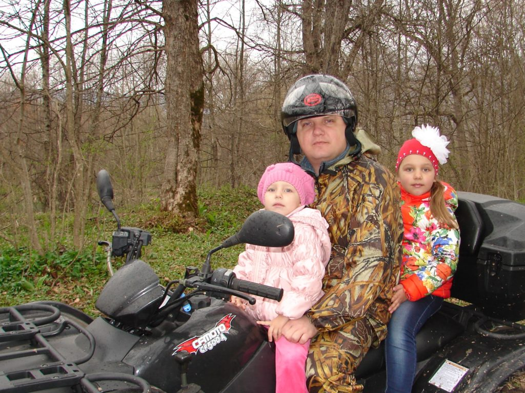 Поездки на Квадроциклах - маршрут Детский