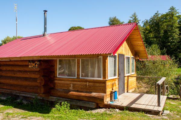 Горная Кубань-Лагонаки: Трехместный дом