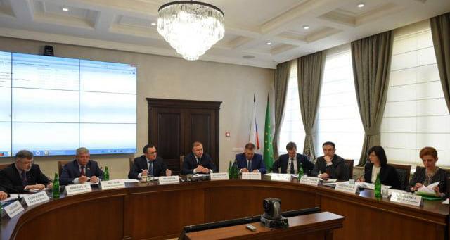 Выездное совещание Комитет по экономической политике Союза Федерации РФ