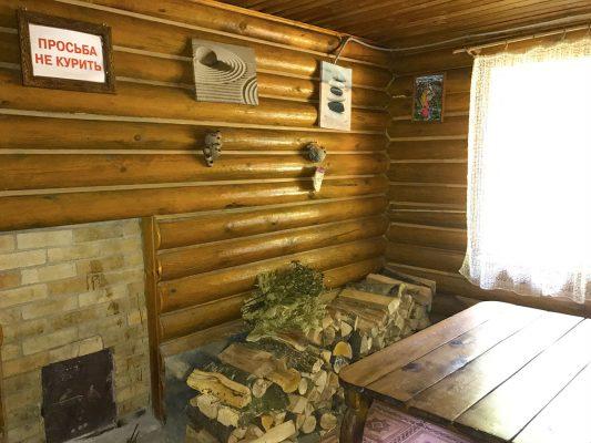 Звездная долина: Русская баня на ручье