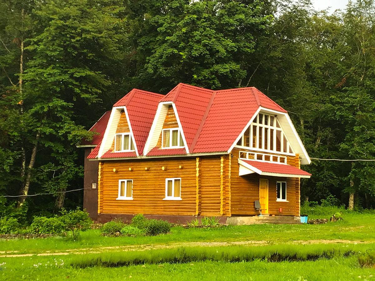 Звездная долина - Дом